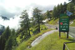 Augstkalnu ceļš Grossglockner Alpos 29-06-2017