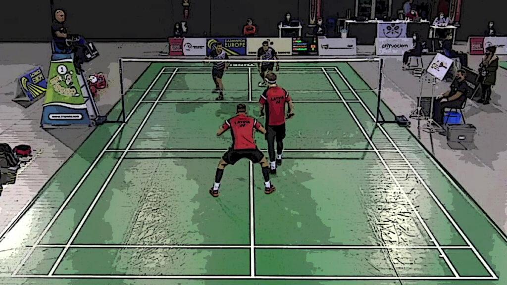 badmintons european mixed team championships 2021